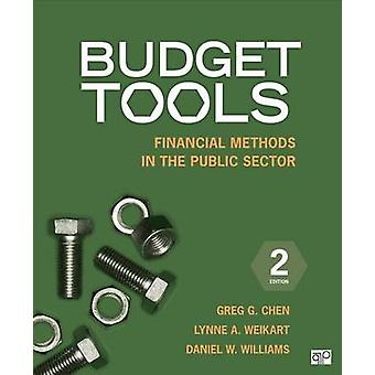 Greg G. ChenLynne A. WeikartDaniel W. Williamsin budjettityökalut