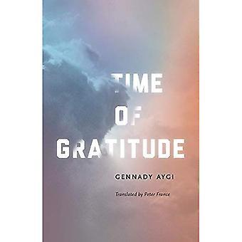 Tijd van dankbaarheid