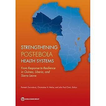 Versterking van de gezondheidsstelsels van de Post-Ebola: Van antwoord op veerkracht in Guinee, Liberia en Sierra Leone