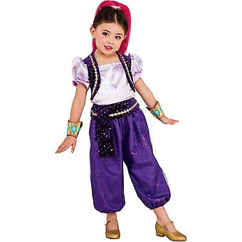 Shimmer Shine Shimmer Child Costume