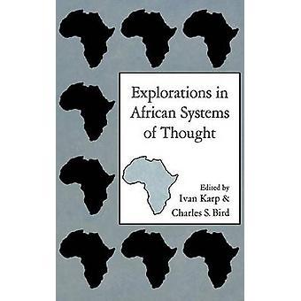 Exploraciones en África sistemas de pensamiento por Karp y Ivan
