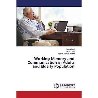 Trabajar la memoria y la comunicación en adultos y población de edad avanzada por Prema Devi