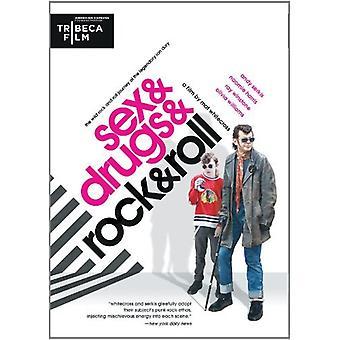 Sex & Drugs & Rock & Roll [DVD] USA import