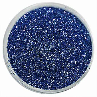 1x fine-grained glitter between blue
