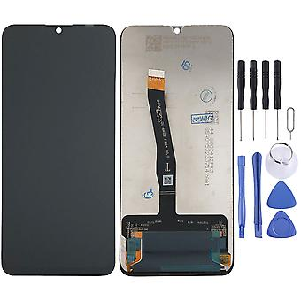 For Huawei P smart plus-2019 display full LCD unit touch spare parts repair black new