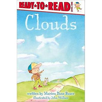 Clouds by Marion Dane Bauer - 9780689854415 Book