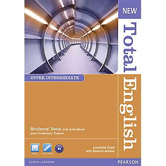 New Total English Upper Intermediate Students' Book with Active Book