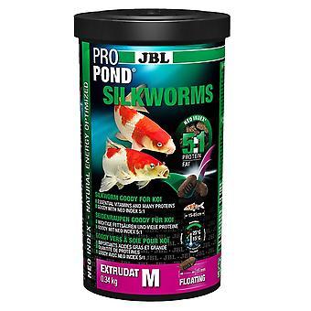 JBL ProPond Silkworms 340g
