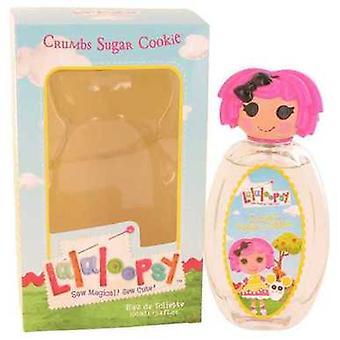Lalaloopsy By Marmol & Son Eau De Toilette Spray (crumbs Sugar Cookie) 3.4 Oz (women) V728-532885