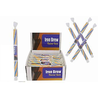 20 små flavored rock Sticks-Iron BREW smak