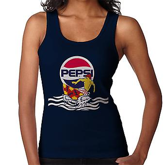 Pepsi Sunset Surfer Damen Weste