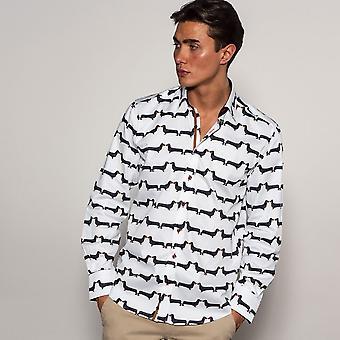 CLAUDIO LUGLI Nuzzling Dackel Shirt