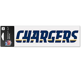 Wincraft Sticker 8x25cm - NFL Los Angeles Chargers