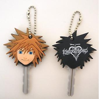 Key Cap - Disney - Kingdom Hearts - Sora PVC Holder Toys New 80102