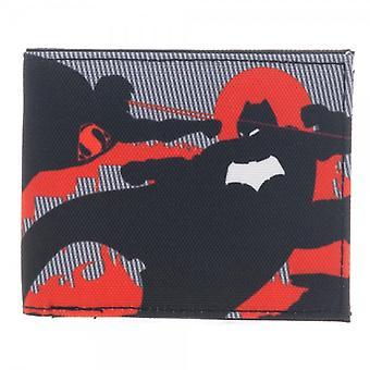 Wallet - Batman v Superman - Dawn of Justice VS Bi-Fold New Toys mq36hidoj