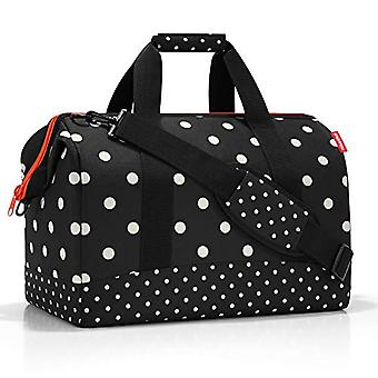 Reisenthel allrounder L mixed dots Bag 48 centimeters 30 Black (Mixed Dots)