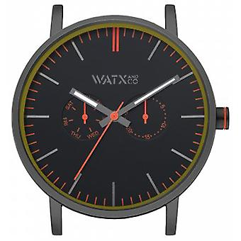 Watx&colors sparkling watch for Unisex Analog Quartz with stainless steel bracelet WXCA2713