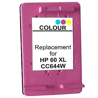 60XL Colour Remanufactured Inkjet Cartridge