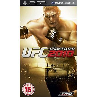 UFC Undisputed 2010 (PSP) - New