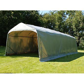 Tenda garage PRO 3,6x8,4x2,68m PVC, Grigio