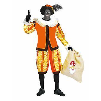 Black Peter Piet Nikolaus Herrenkostüm Ruprecht Diener Uniform Herrenkostüm