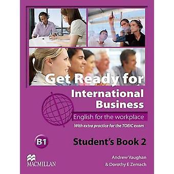 Mach dich bereit für internationale BWL-Student Buch mit TOEIC