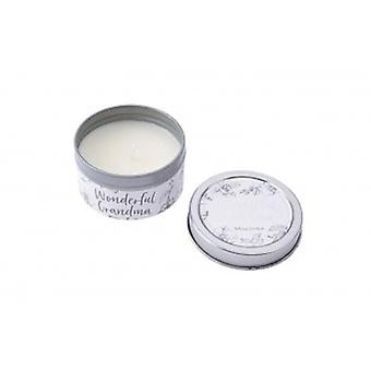 CGB Giftware Wonderful Grandma Candle | Gifts From Handpicked