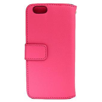 ID-ul de caz pentru portofel iPhone 6/6S/buzunar foto, 3PC Short