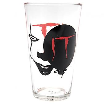 IT Large Pennywise Glass