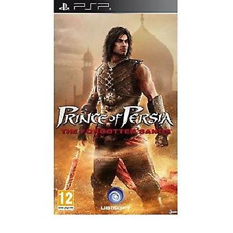 Prince Of Persia Forgotten Sands Essentials Edition PSP Game