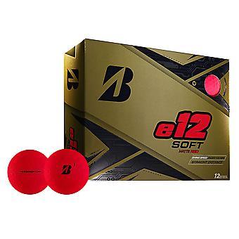 Bridgestone Unisex e12 Soft Golf Balls