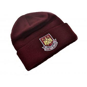 West Ham United FC Youths Classic Crest Hat