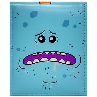 Rick & Morty signor Meeseeks esistenza è dolore ID & carta Bi-Fold Wallet