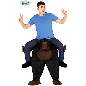 Costumes pour enfants drôle me portent costume de gorille