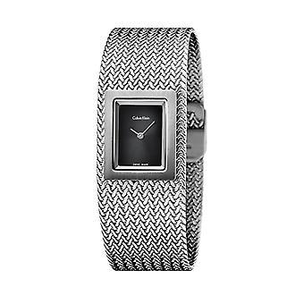 Calvin klein women's watch, grey 131