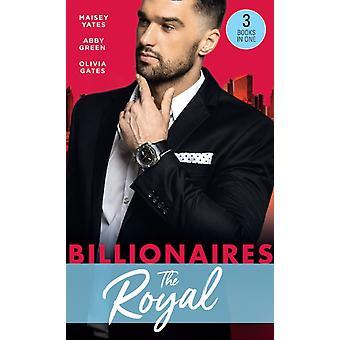Billionaires the Royal door Maisey Yates
