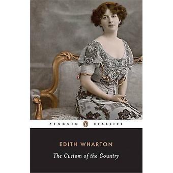 Custom maan Edith Wharton