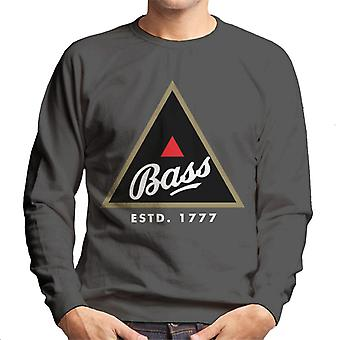 Bass Black Triangle Men's Sweatshirt