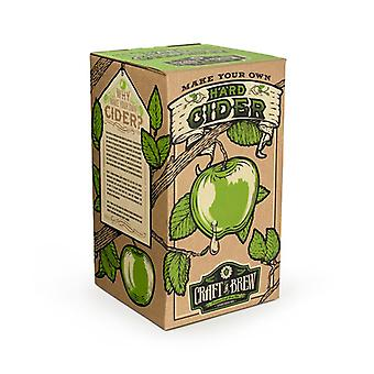 Craft a brew - hard cider kit