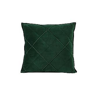 Light & Living Pillow 50x50cm Diamond Velvet Green