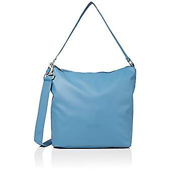 BREEPunch 702 Provenc. Blue Cro. Sh. M W19Unisex - AdultBlue shoulder bags (Provincial Blue)12x30.5x30 centimeters (B x H x T)