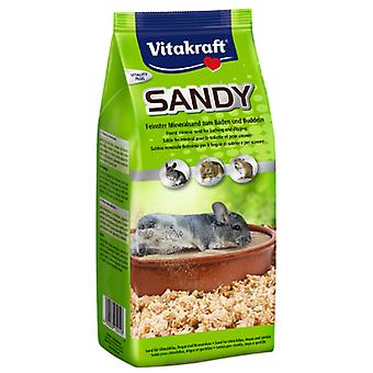 Vitakraft Sandy Arena for Chinchillas (Small pets , Bedding)
