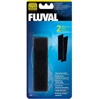 Fluval FLUVAL NANO FOAMEX FINO (Vissen , Filters en waterpompen , Filter materiaal)