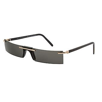Andy Wolf Wentworth A Gold/Green Sunglasses