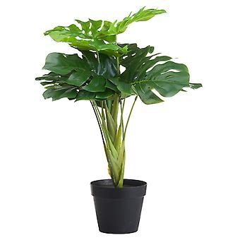 Hill Interiors Faux Monstera Plante