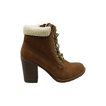 Esprit Hero Memory Foam Block-Heel Booties Dames's Schoenen