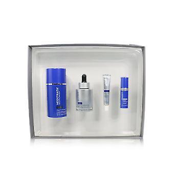 Neostrata Skin Active Lift + Firm Kit: Neck Cream + Serum + Dermal Replenishment + Retinol Repair Complex - 4pcs