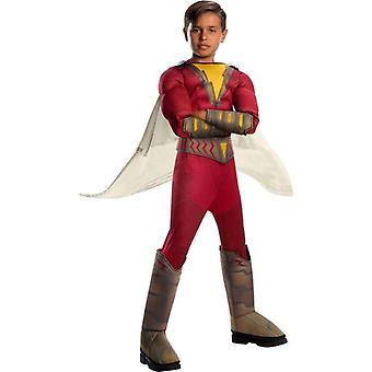 Movie Child's Deluxe Shazam Costume
