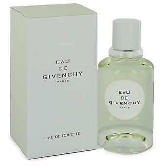 Eau De Givenchy Eau De Toilette Spray von Givenchy 3.4 oz Eau De Toilette Spray