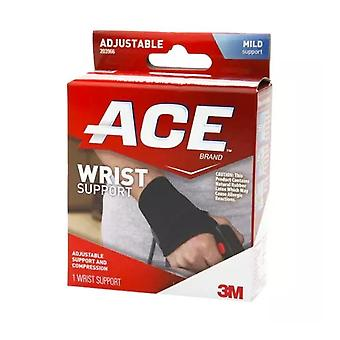 3M ace brand wrist support, mild support, adjustable, 1 ea